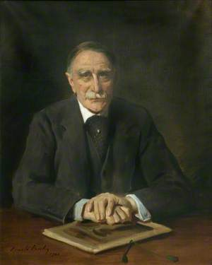 Arthur Henry Holland, 3rd Viscount Knutsford (1855–1935), County Alderman (1889–1935), High Sheriff of Hertfordshire (1896)
