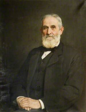 Sir John Evans (1823–1908), KCB, FRS, Chairman of Quarter Sessions and the County Council