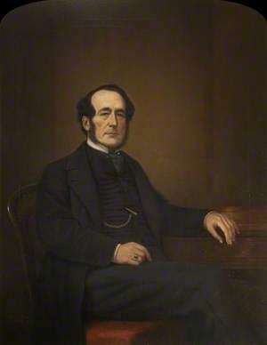Sir Walter Minto Townsend Farquhar (1809–1866), Bt