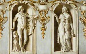 Apollo and Iside