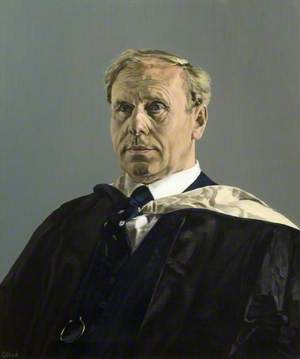Grahame H. C. Waters, BA, FRGS, FRSA, Headmaster (1967–1982)