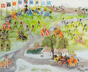Second Battle of St Albans