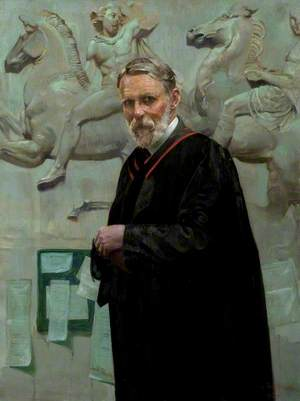 The Reverend Cecil Grant (1870–1946), MA, Founder of St George's School and Headmaster (1907–1936)
