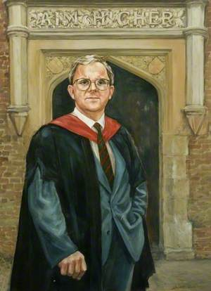 Norman Hoare (b.1950), OBE, Appointed Headmaster of St Gerorge's in 1988, Chairman of the State Boarding Schools Association (1992–1995), Chairman of the Boarding Schools Association (1998–1999), and Governor of Welbeck Defence Sixth Form College (2003)