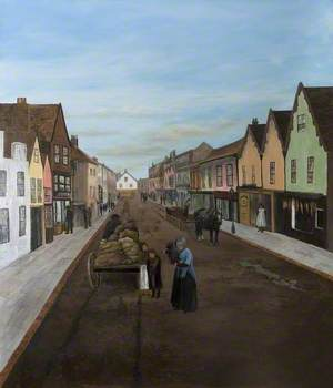 Ware High Street in the Nineteenth Century