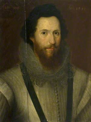 Robert Devereux, 2nd Earl of Essex of the 6th Creation (1566–1601)