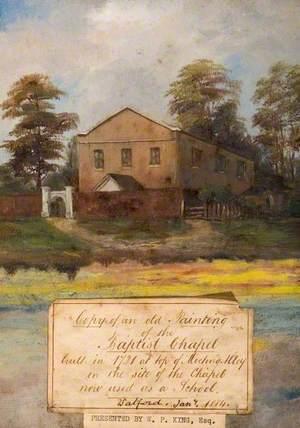 The Baptist Chapel, Watford
