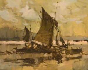 Thames, Sailing Barge
