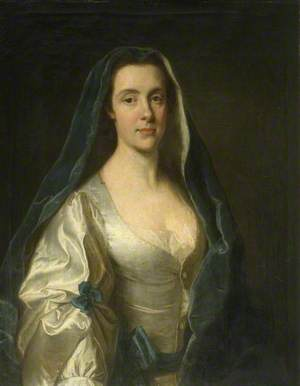 Lady Elizabeth Russell (1704–1784), Second Wife of William Capel, 3rd Earl of Essex
