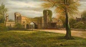 The Lodge, Cassiobury Park