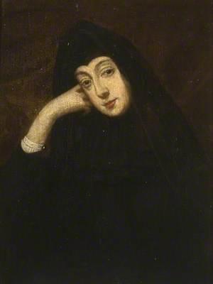 Lady Elizabeth Percy (1636–1717), Widow of Arthur Capel, 1st Earl of Essex