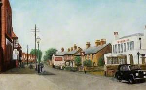 'Benskins' Public House, Hatfield
