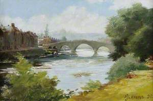 Bewdley Bridge (?), Worcestershire
