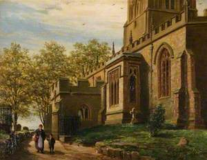 Bromsgrove Church, Worcestershire