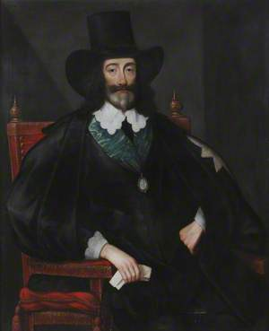 Charles I (1600–1649), during His Trial