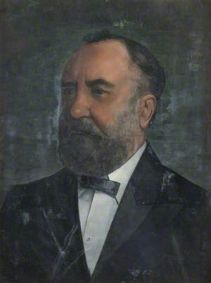 Alderman Job Garrett (1839–1908), JP