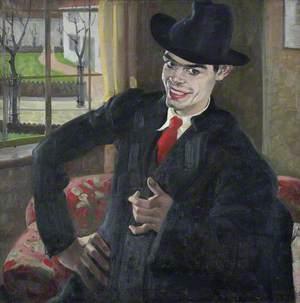 Self Portrait (Mephistopheles)
