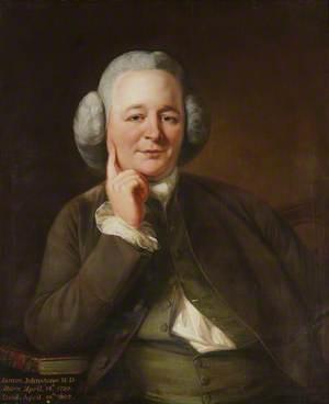 James Johnstone the Elder (1730–1802), MD