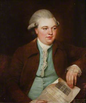 James Johnstone the Younger (1753–1783), MD
