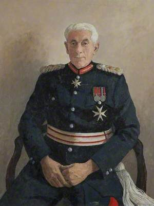 Colonel John Francis Maclean, Lord-Lieutenant of Herefordshire (1960–1974)