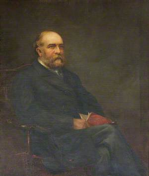 Sir Herbert George Denman Croft (1838–1902), Bt