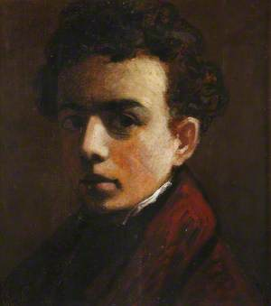 Self Portrait, Aged 16