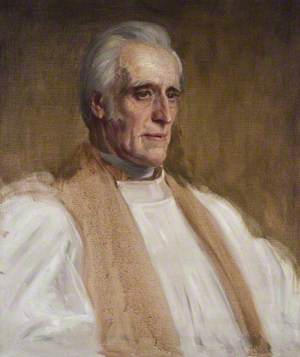Study for 'John Percival (1834–1918), Bishop of Hereford (1896–1917)'