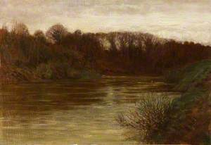 The Wye, Belmont Woods, Herefordshire