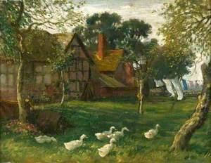 The Farm, Warham, Herefordshire
