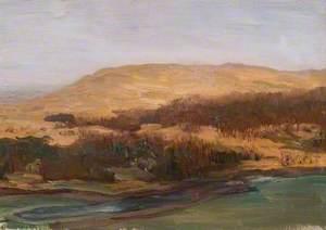 Upper Reaches of the River Wye, Mervach (Dorstone)