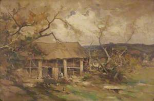 A Devonshire Barn