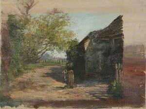 A Blacksmith's Yard