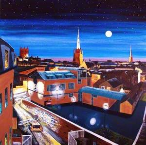 Draw Down the Stars, Hereford at Night