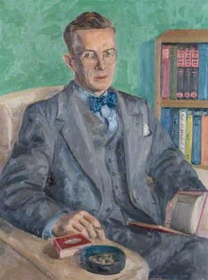 Alderman Cyril Franklin