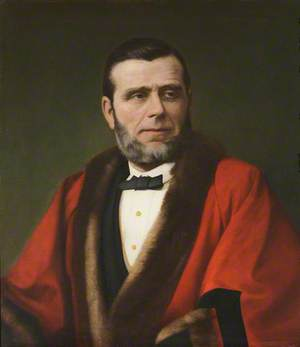 William Green, Mayor (1884–1885)