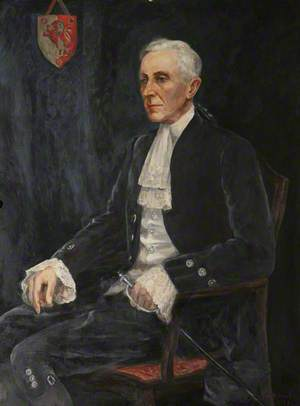 Reginald S. Brinton (1870–1942), JP