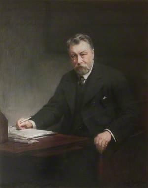 Edward James Norton (1847–1914), MA (Oxon), DL, JP