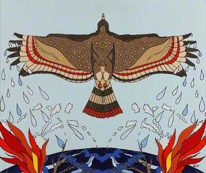 Oshadagea, Eagle of the Dew