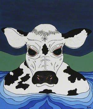 The Loyalist Cow