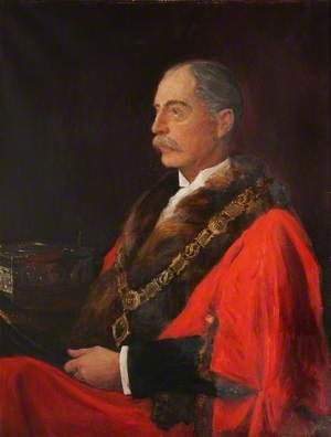 Alfred Wynne Corrie, Esq., DL, JP, Mayor (1889–1893)
