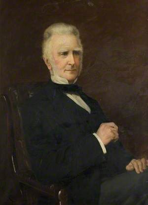Portrait of an Unknown Gentleman with a Letter