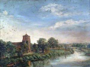 Atcham Church, Shrewsbury, Shropshire