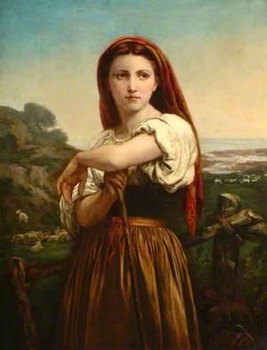 Italian Shepherdess