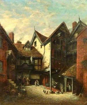 Rowley's House, Shrewsbury, Shropshire