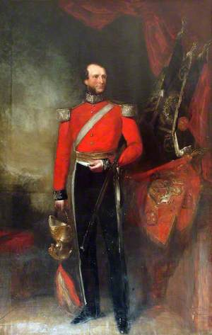Colonel Viscount Rowland Hill (1800–1875)