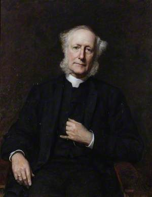 Reverend William Henry Egerton