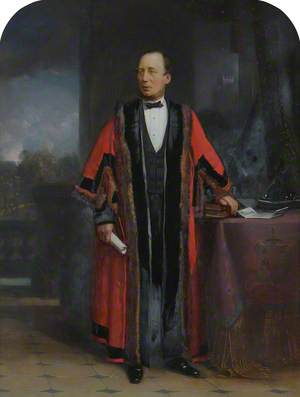 S. Watkins, Mayor of Ludlow