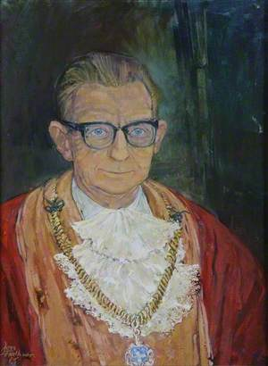 William John Price, Mayor of Ludlow
