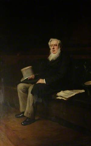 Alderman T. Rowley Hill (1816–1896), MP