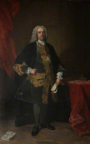 The Right Honourable Thomas Winnington (1696–1746), MP